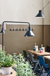 """Story"" Cafe-restaurant | Joanna Laajisto Creative Studio"