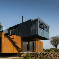 Grillagh Water House | Patrick Bradley Architects