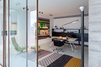 Antokolsky Penthouse | Pitsou Kedem Architects