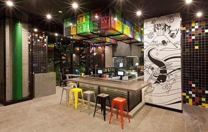 Sushizilla Restaurant | Vie Studio