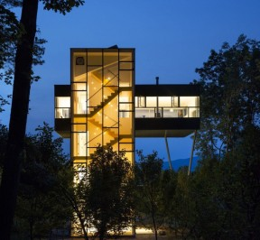 Tower House | Gluck+