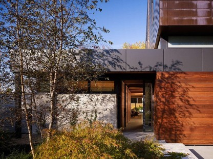 Orchard Willow Residence | Wheeler Kearns Architects