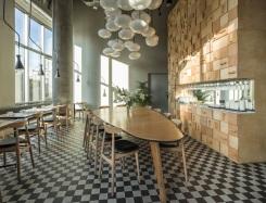 Di Café Deli | Buck Studio