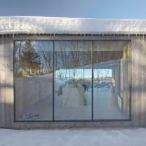 V Lodge | Reiulf Ramstad Arkitekter
