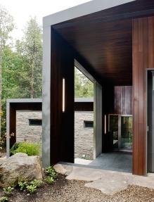 Chalet Lac Gate | Eric Joseph Tremblay - Boom Town