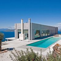 House in Aegina Island, Greece | Sfakianaki Nelli