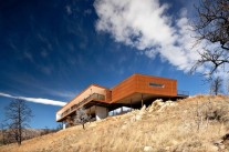 Hacker Architects, Sunshine Canyon Residence 02