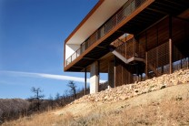 Hacker Architects, Sunshine Canyon Residence 04