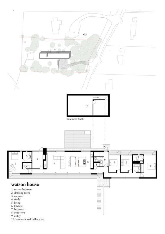 John Pardey Architects, Watson House 10