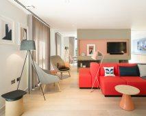 Emerald Gardens - Nest Lounge | The Manser Practice Architects + Designers