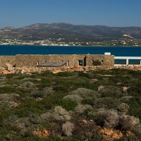 Summer House in Antiparos | Katerina Tsigarida Architects