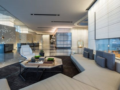 Shenzhen Marriott Hotel Nanshan | Cheng Chung Design