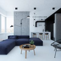 Minimalist Apartment | Emil Dervish