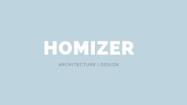 HOMIZER architecture | design